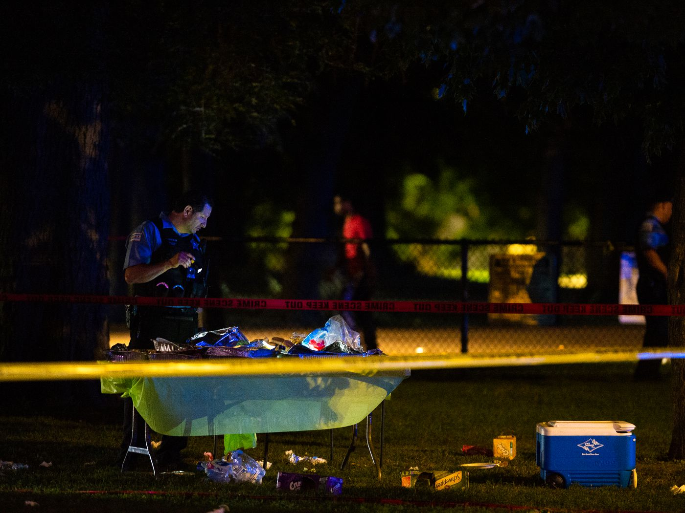 7 killed, 46 wounded in Chicago weekend shootings