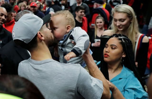 Ayesha Curry slams body-shamer who suggested putting her 10-month-old son on a diet