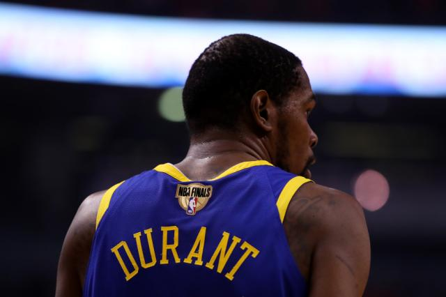 Kevin Durant reportedly declines player option with Warriors for 2019-20 NBA season
