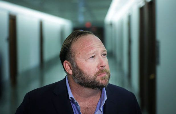 Alex Jones Accused of Threatening Lawyer for Sandy Hook Families After Child Porn Found in Discovery Materials