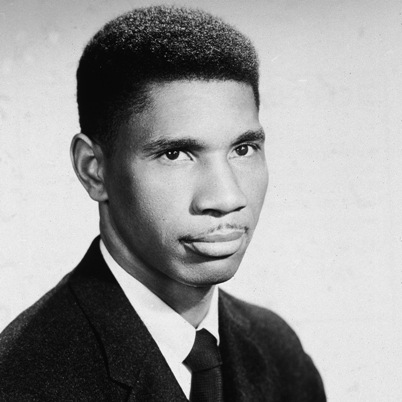 Medgar Evers A WWII veteran and civil rights leader working on high-profile cases, including the deaths of Emmet Till and James Meredith, Medgar Evers, 37, is shot in the back and through the heart as he arrives at his home. His murderer will be twice acquitted and not be sent to prison until 1994.