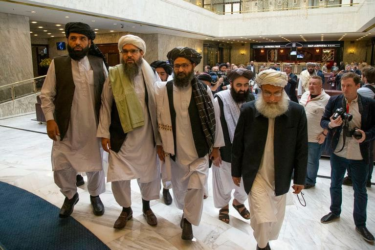 Taliban vows future Afghanistan will not be terrorists hotbed