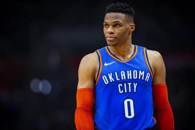 Russell Westbrook to fan at Jazz game: Ill f--- you up, you and your wife