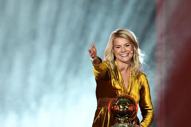 Ada Hegerberg, the planet's best female soccer player, is skipping the Women's World Cup