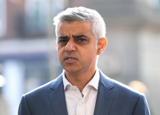London Mayor Sadiq Khan Compares Trump To 11-Year-Old After Twitter Insults