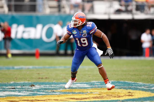 Ex-Florida DB Tony Joiner arrested for allegedly murdering his wife
