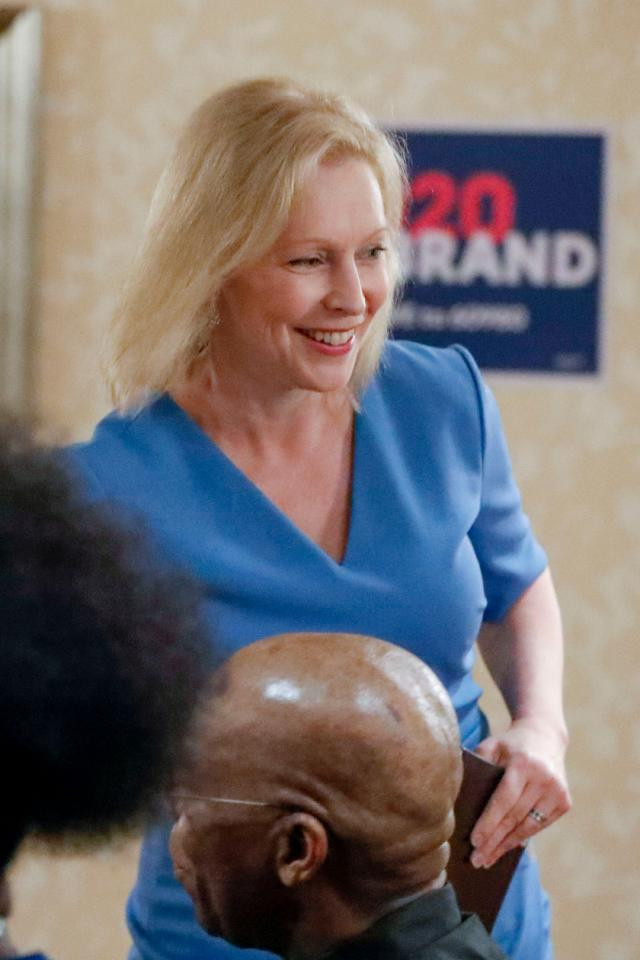 Kirsten Gillibrand Delivers Powerful Explanation Of White Privilege