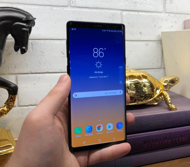 Samsung Galaxy Note 9 review: Still the best big-screen Android phone