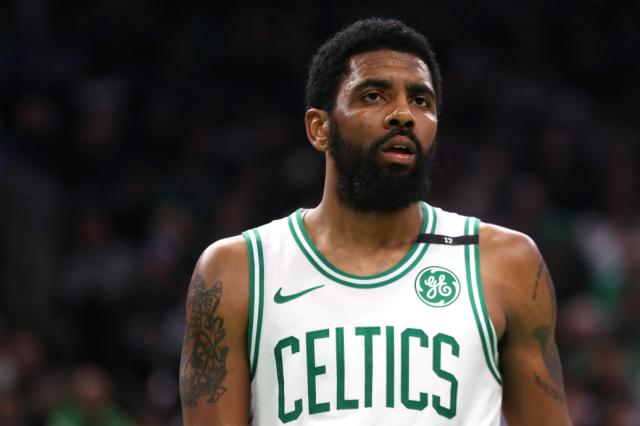 Kyrie Irving prepared to sign with Nets after agent switch