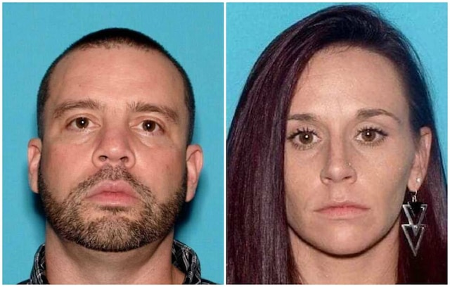 Armed and dangerous N.J. couple who evaded cops for over a week arrested after being tracked to hideout house
