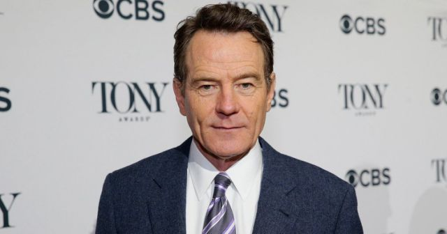 Bryan Cranston Wins His Second Tony Award Finally, a Straight Old White Man Gets a Break