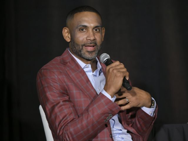 Grant Hill, whose father is from Baltimore, slams Donald Trump over offensive tweets about the city