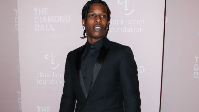 A$AP Rocky Fan Arrested After Threatening to Blow Up the Swedish Embassy