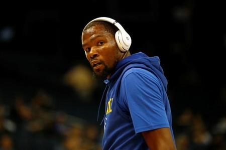 Durant has chance to play game five says Warriors coach Kerr