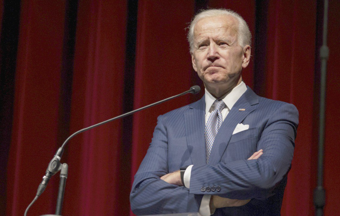 Joe Biden Says Racism in America is a white man problem