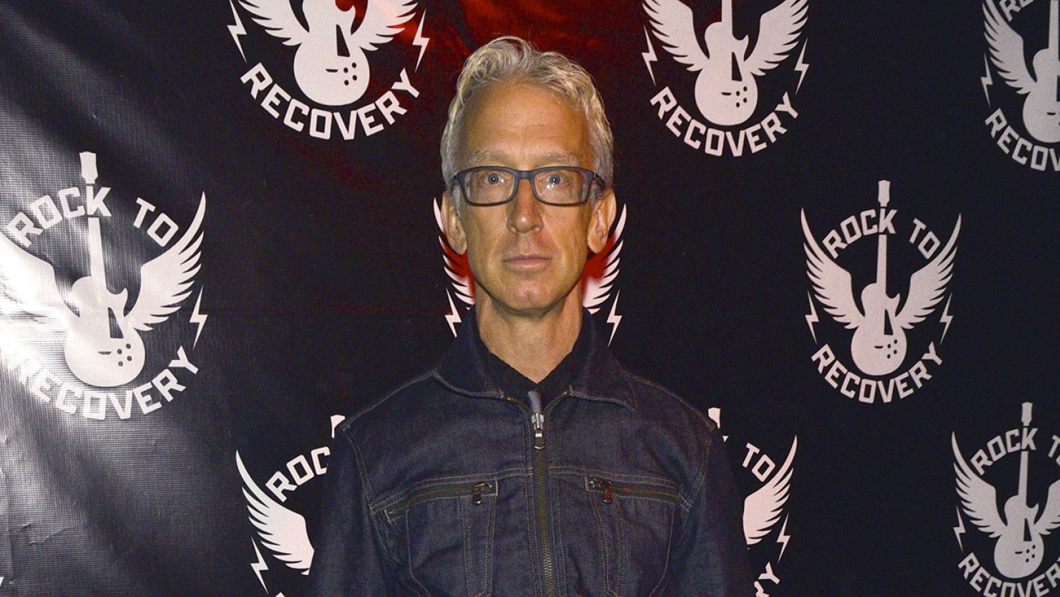 Andy Dick Says He Was Attacked Outside of New Orleans Nightclub