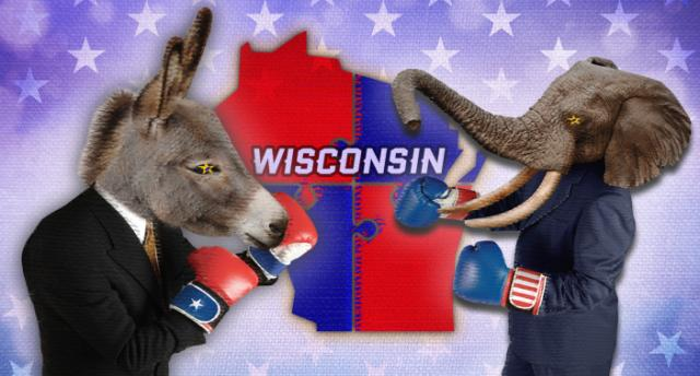 Wisconsin could decide 2020. Inside the new Democratic plan to win it back.