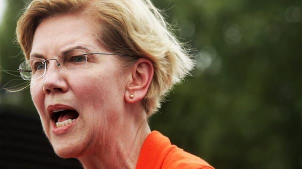 Elizabeth Warren Suggests She would Repeal the 94 Crime Bill