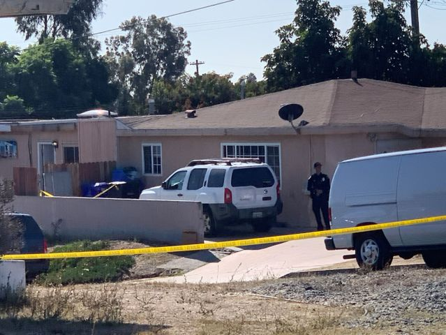 Five members of a family, including three young boys, have died and another boy was hospitalized with injuries in an apparent murder-suicide in San Diego.  Police received a 911 call early Saturday in which dispatchers heard the sound of arguing in the background, Lt. Matt Dobbs said. As officers headed to the house in the Paradise Hills neighborhood in southeastern San Diego, a relative who lives next door called 911 and reported hearing arguing and what sounded like a nail gun being fired.