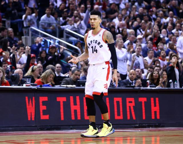 Danny Green to sign two-year deal with the Los Angeles Lakers