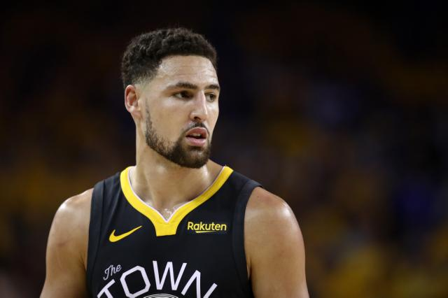 Klay Thompson suffered torn ACL in Warriors Game 6 loss