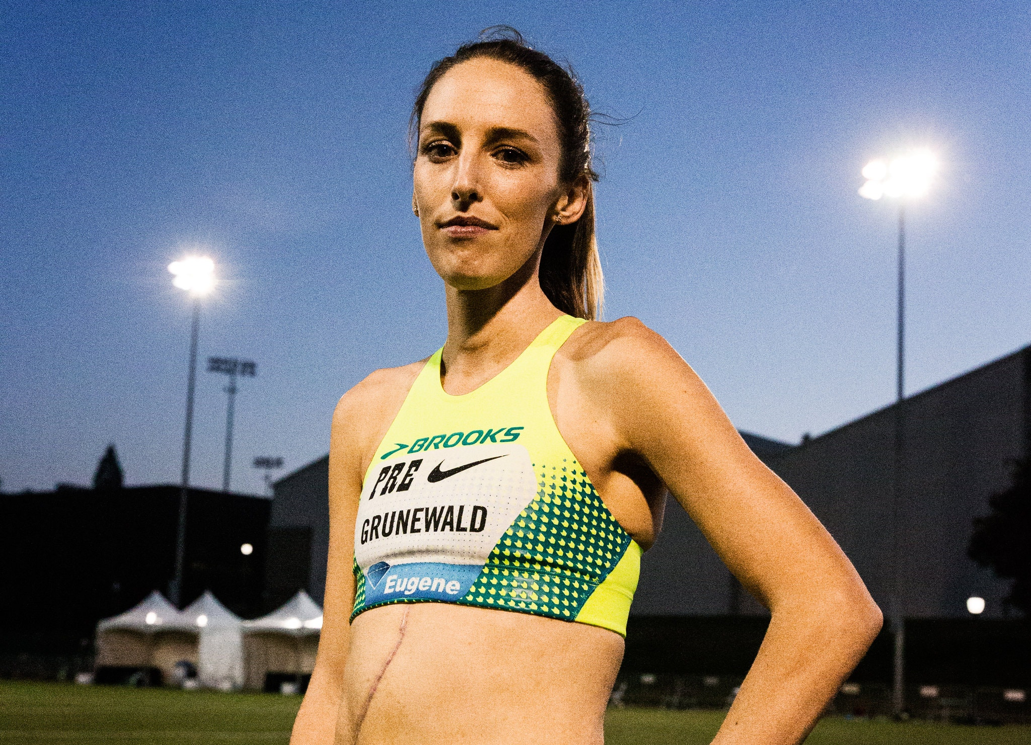 Gabriele Grunewald, Runner Who Chronicled Journey With Cancer, Dies at 32