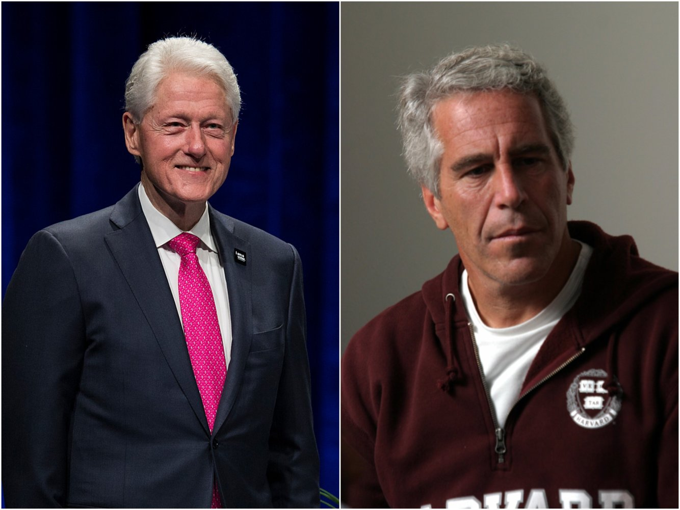 Bill Clinton said he 'knows nothing' about charges against Jeffrey Epstein