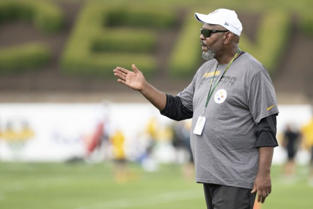 Steelers wide receiver coach Darryl Drake dead at 62