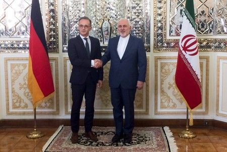 Germany Maas: Europe will stick to Iran's nuclear deal, but cannot work miracles