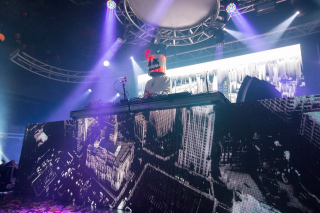 Las Vegas Nightclub KAOS Is Closing, One Month After Dropping Marshmello $60 Million Deal