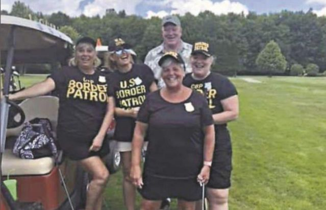 Photo of team's Border Patrol costumes at golf tournament sparks outcry: 'Appalling'