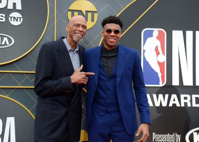 Bucks Antetokounmpo earns NBA MVP