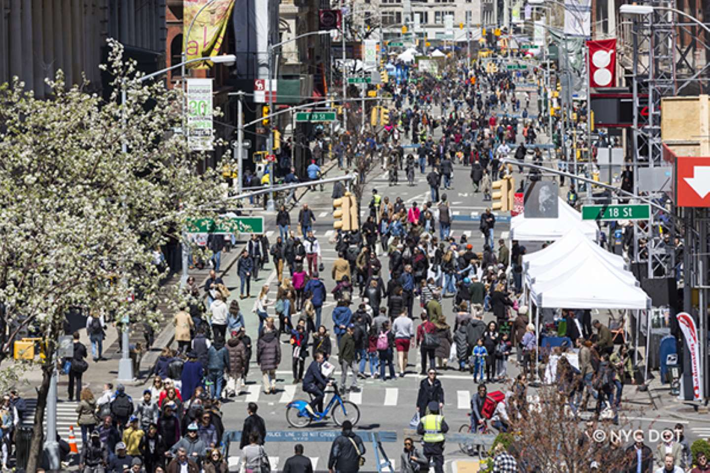 Car Free Day coming to New York Saturday for the fourth year in a row