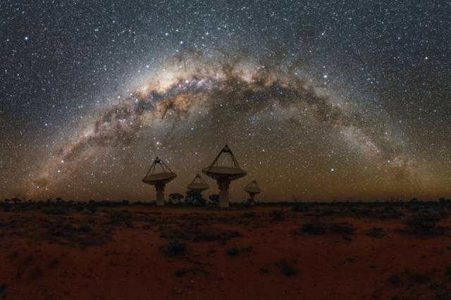 Mysterious Fast Radio Burst Traced Back to Its Home Galaxy for First Time Ever