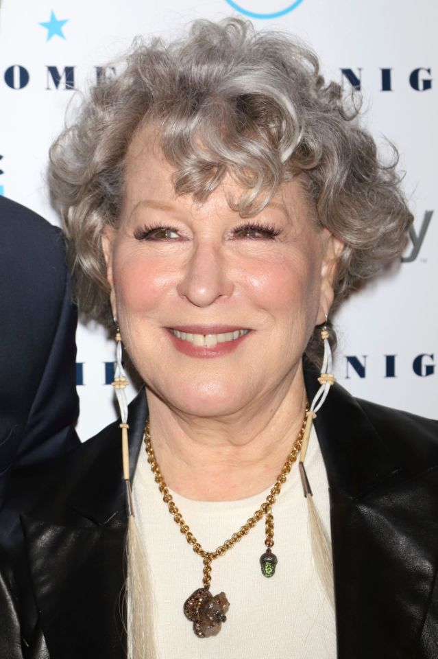 Anti-abortion activists slam Bette Midler for calling them Neanderthals