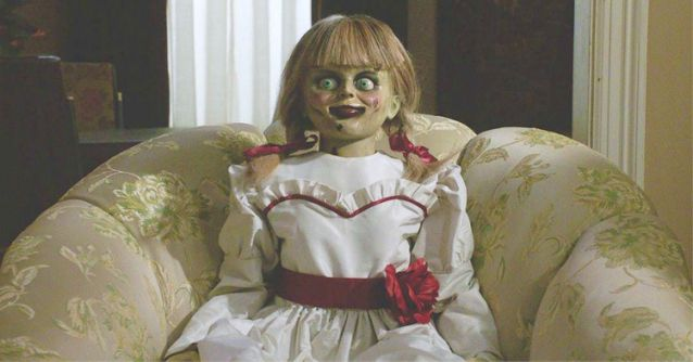 A Man Died While Watching The Horror Film Annabelle Comes Home
