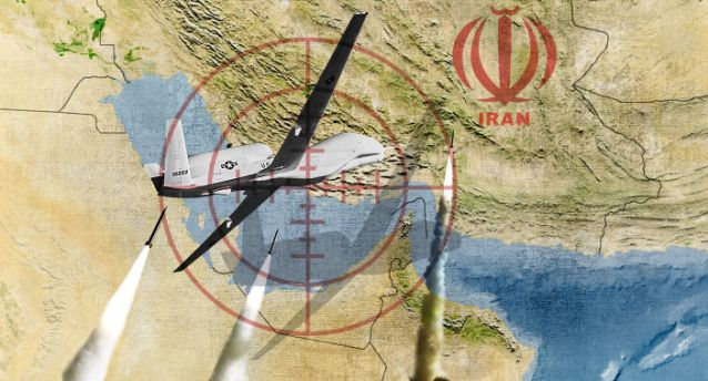 Drone shootdown highlights history of U.S. incursions into Iran's airspace