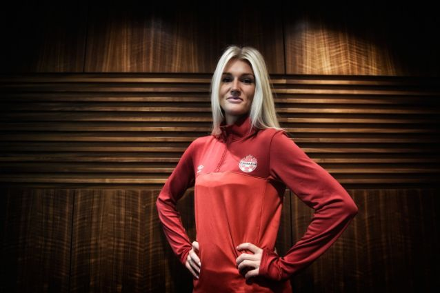 Former Canadian soccer player Kaylyn Kyle received death threats over USWNT criticism