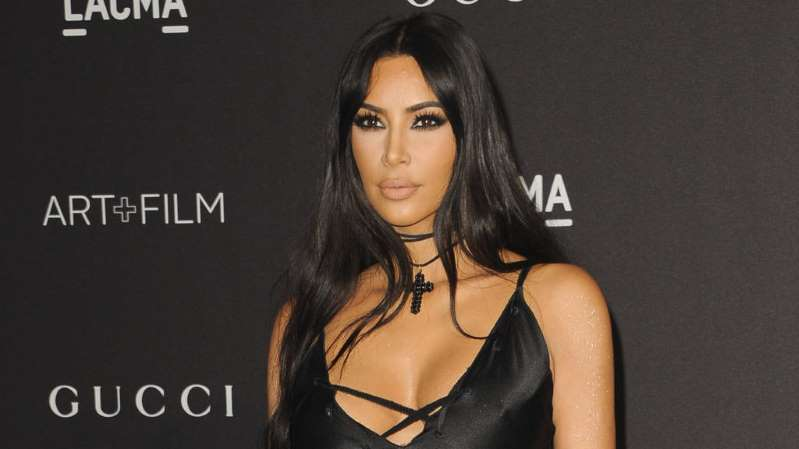 Kim Kardashian: 'Kanye West is bothered when I post sexy pics online'