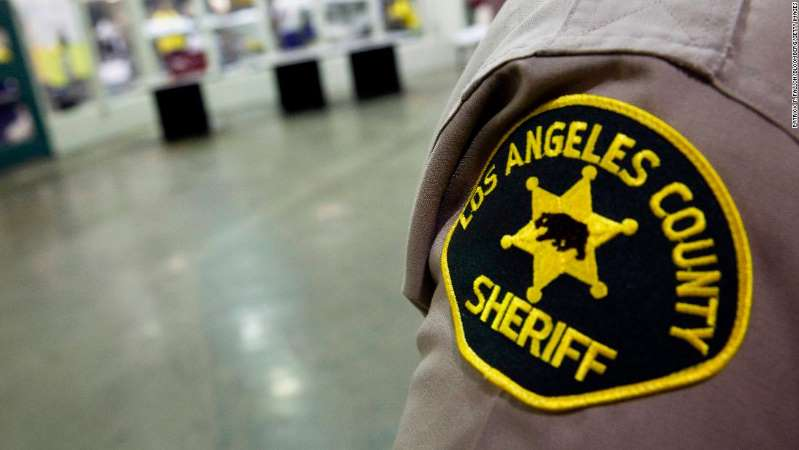 Los Angeles sex crimes deputy held on suspicion of rape of teenage girl