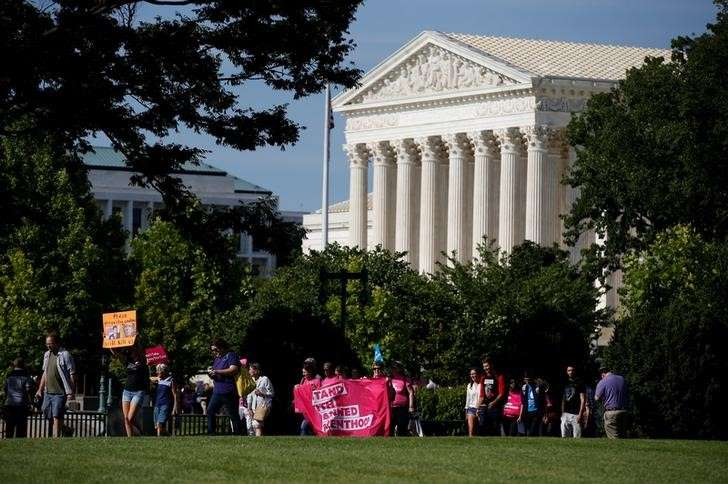 U.S. top court, Kavanaugh spurn Planned Parenthood defunding case