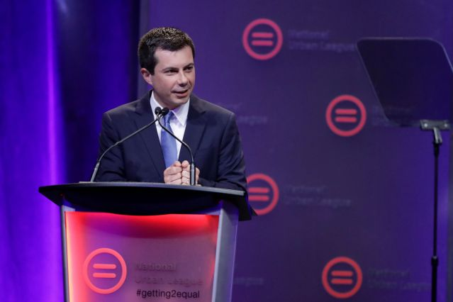 Pete Buttigieg Rips Racist Trump We Ought To Call That What It Is
