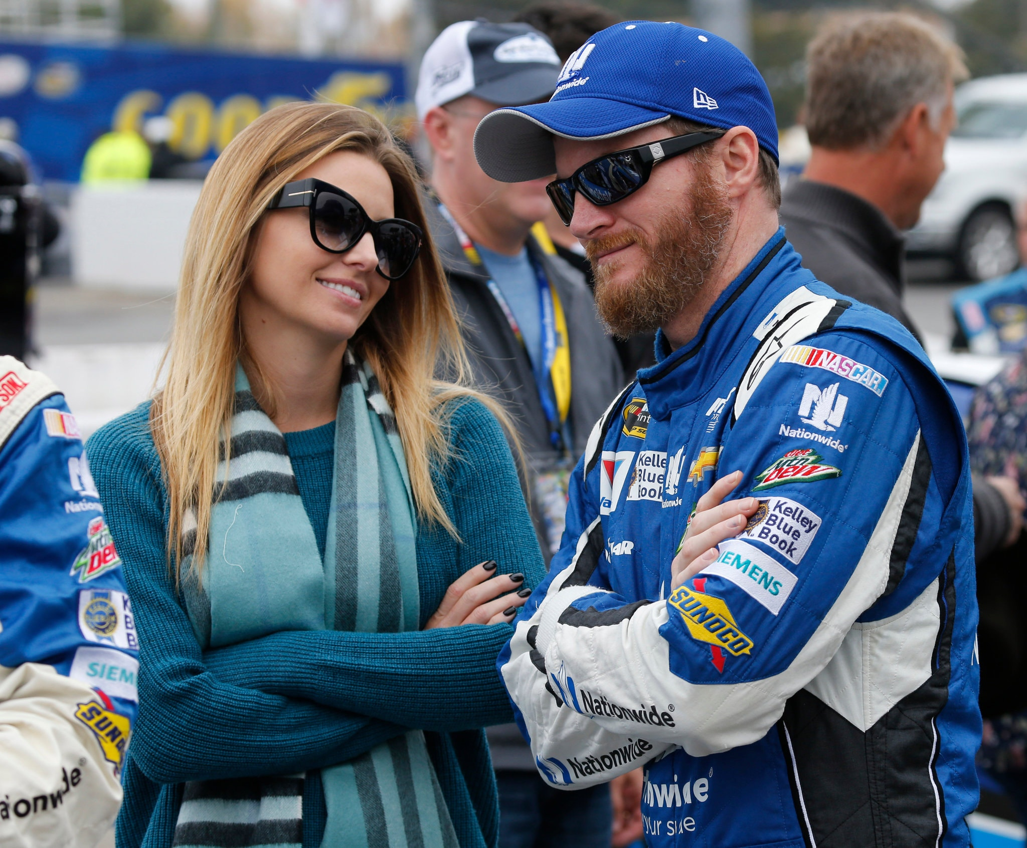 Dale Earnhardt Jr. and Family Are safe After Plane Crash  The plane, with Earnhardt, his wife and their young daughter on board, rolled off a runway near Bristol, Tenn., where NASCAR has a race this weekend.
