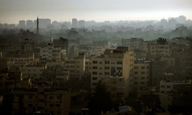 Israeli warplanes hit Gaza after Palestinian rocket fire: army