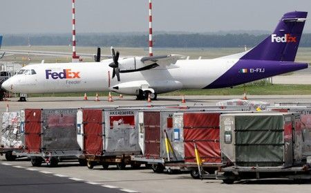 FedEx misses delivery of Huawei package to U.S.; China paper says retaliation threatened