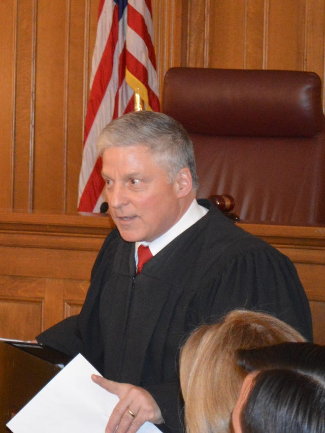 New York judge dies after having a heart attack on the bench