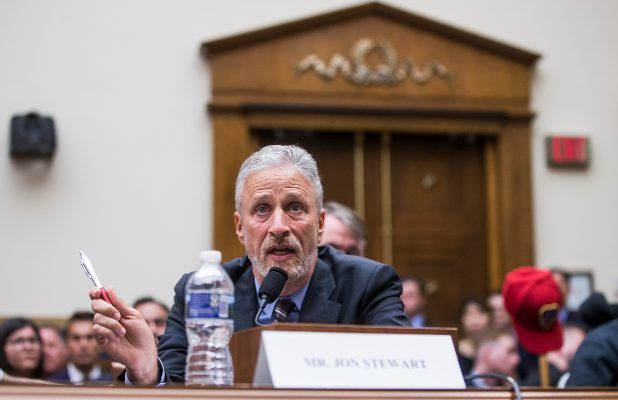 House Judiciary Committee Passes 9/11 Victims Fund Bill After Jon Stewart Plea to Congress