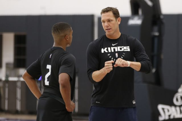 Kings coach Luke Walton denies sexual assault allegation, says hotel encounter was  pleasant