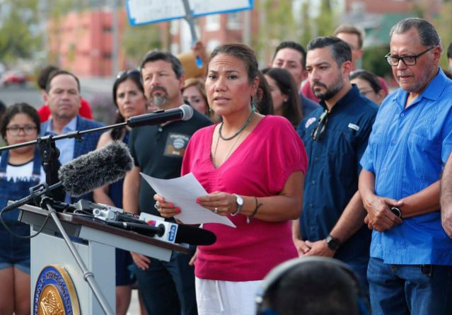 El Paso congresswoman says Trump 'not welcome' in the city after mass shooting