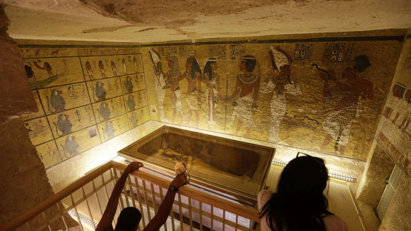 Egypt can demand return of King Tut statue up for auction: Former antiquities chief